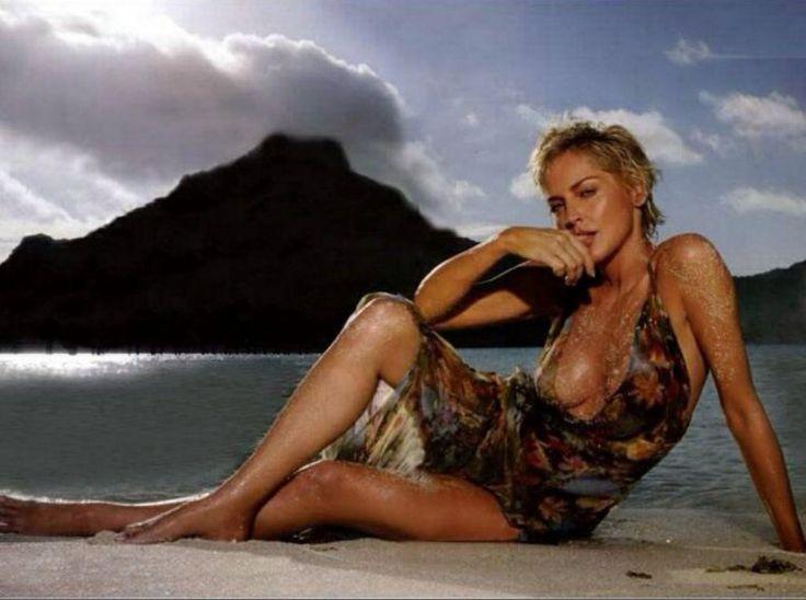 Sharon stone nuda hot this