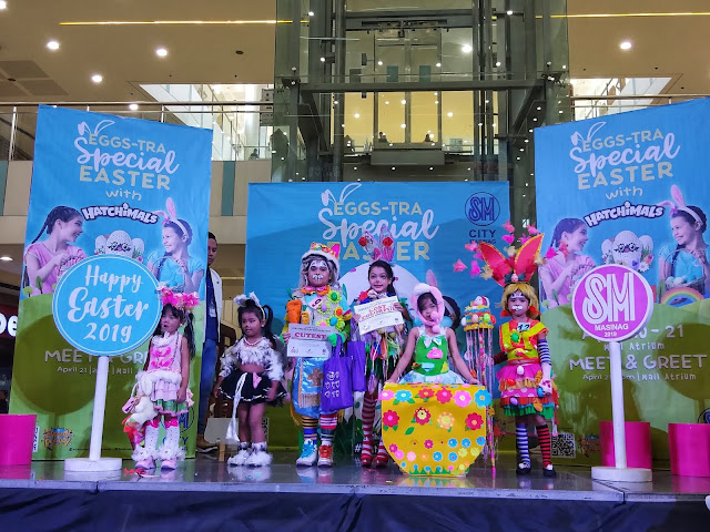 EGG-stra Special Easter at SM City Masinag