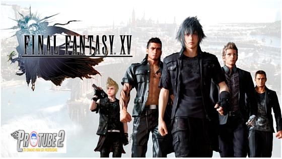 Videojuego Final Fantasy XV  durará mas de 50 horas
