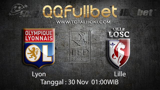 PREDIKSIBOLA - PREDIKSI TARUHAN BOLA LYON VS LILLE 30 NOVEMBER 2017 (LIGUE 1)