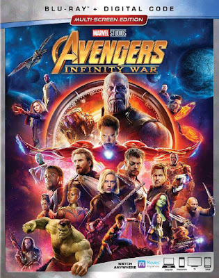 Avengers Infinity War 2018 Dual Audio 720p BRRip 800Mb HEVC x265