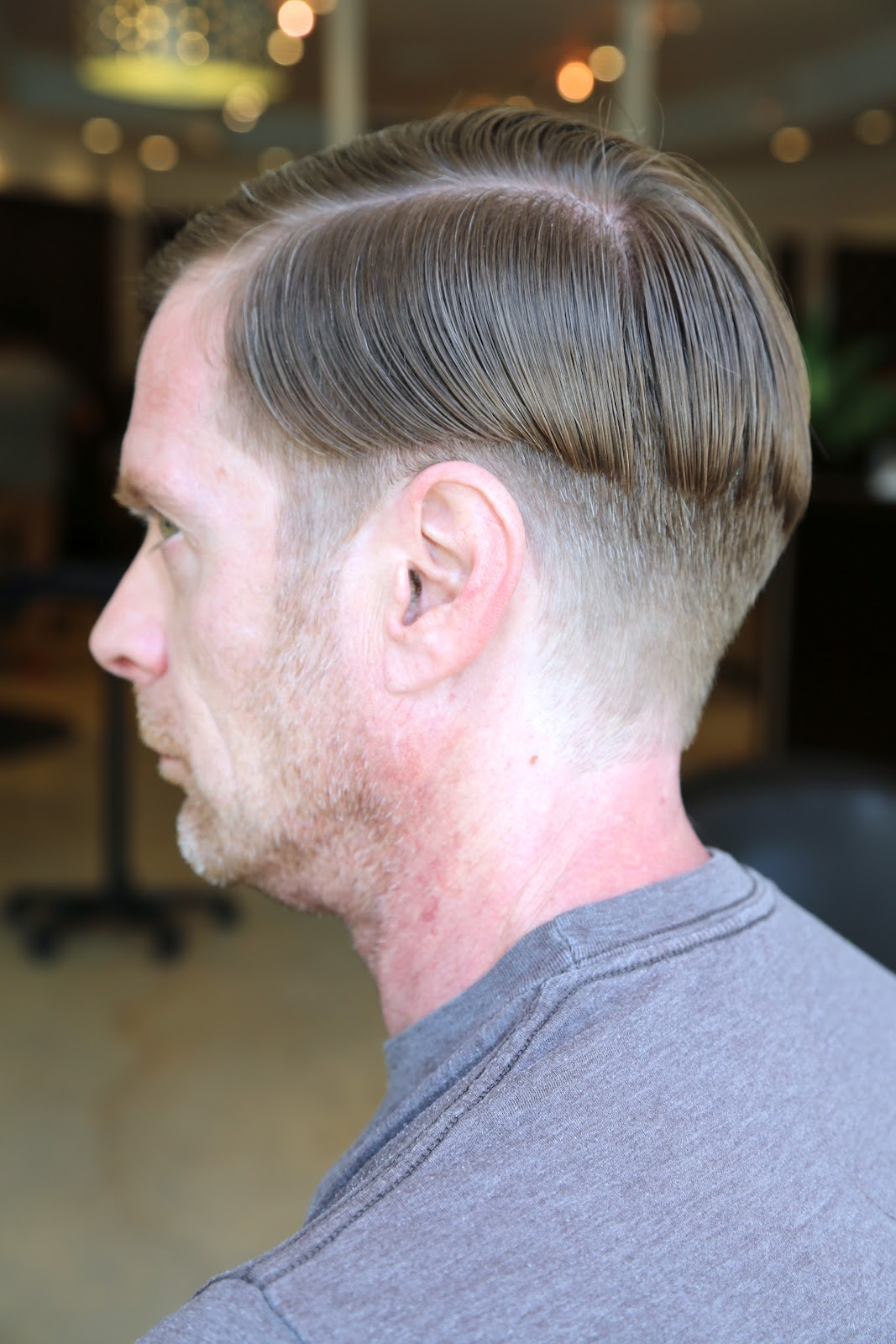 La Mark 1940 S Wwii Inspired Haircut Anh Co Tran
