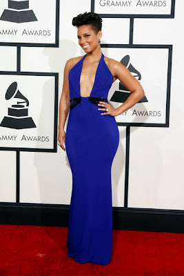 Grammy Awards 2014 Alicia Keys