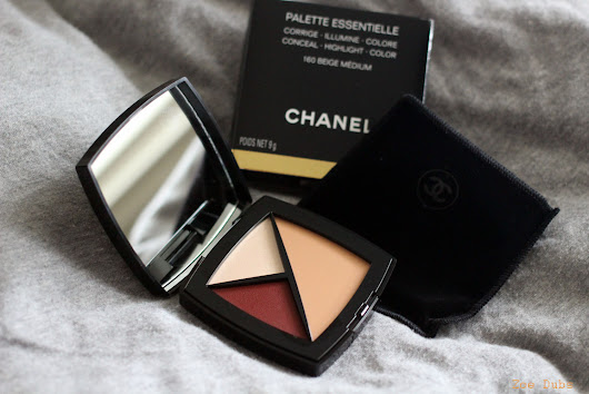 Beauty treat! My New Chanel Palette Essentielle Compact From Duty Free