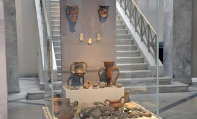 Η Τροία των Σλήμαν στο Εθνικό Αρχαιολογικό Μουσείο