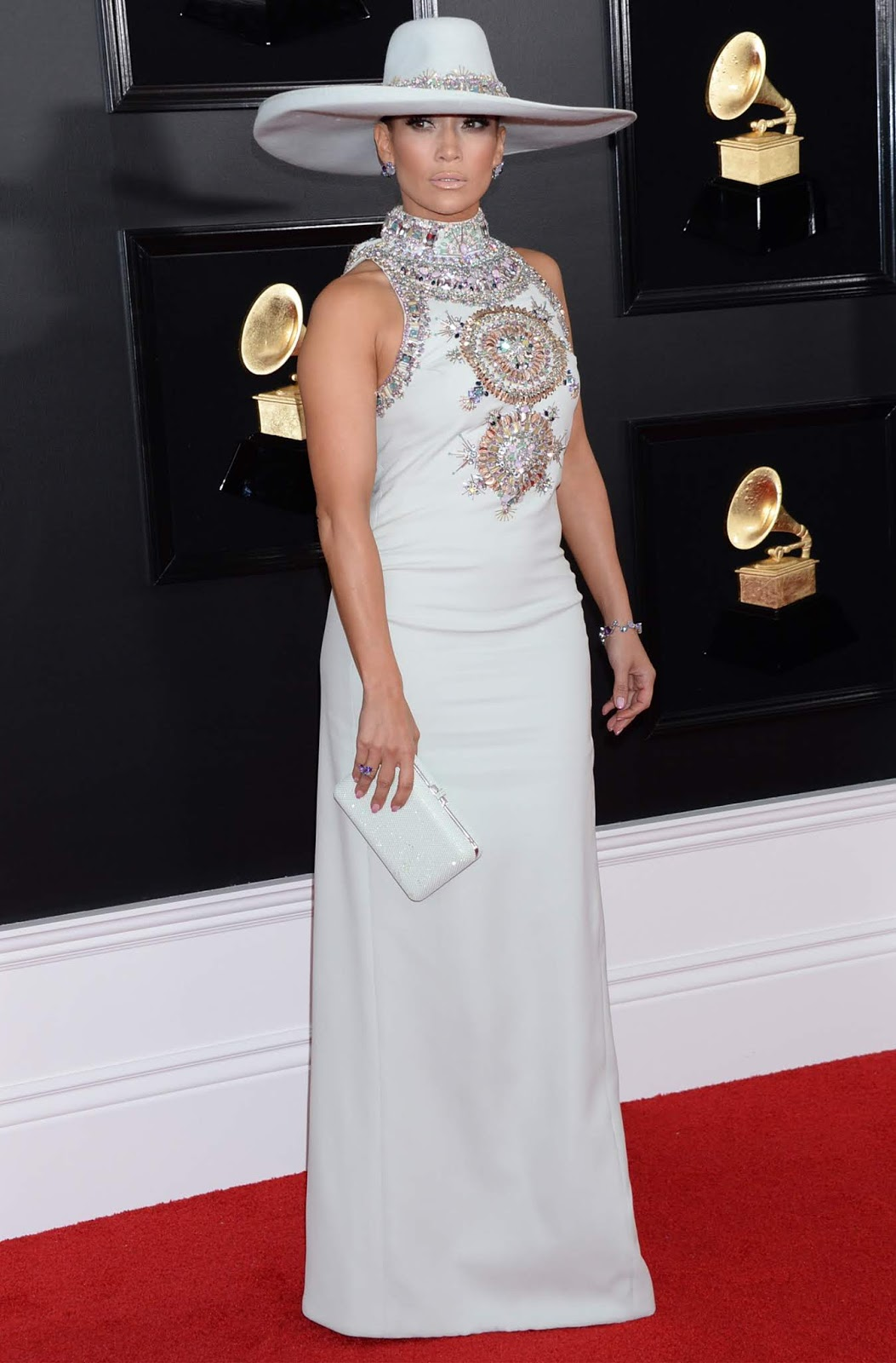 Jennifer Lopez – 61st Annual GRAMMY Awards in Los Angeles - 02/10/2019