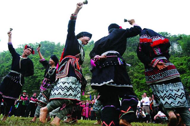 Traditional festivals in Sapa Lao Cai 1