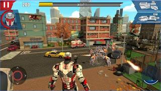 Games Iron Avenger Origins App