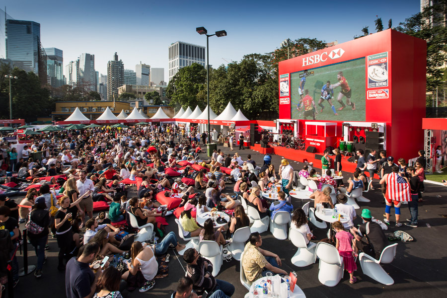 Hong Kong Sevens Rugby 2016, Hong Kong travel