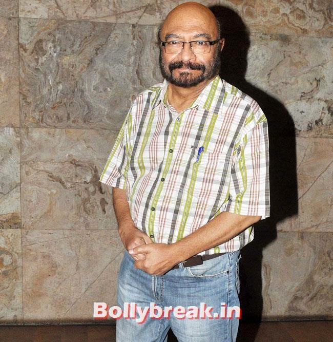 Ketan Mehta, Maryam Zakaria at Special Screening ofHawaa Hawaai at Lightbox