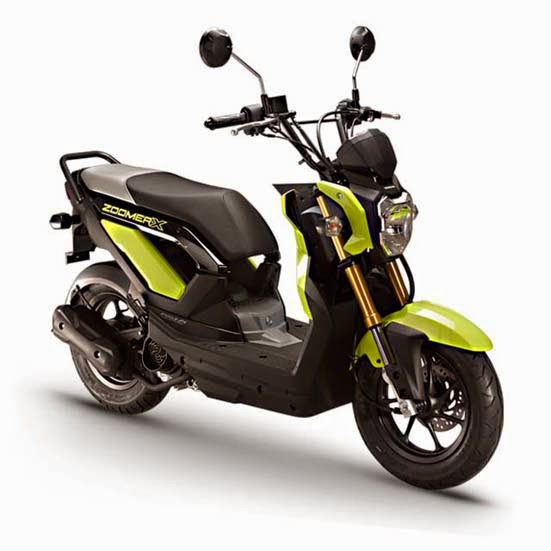 2014 new honda zoomer x specifications the motorcycle. Black Bedroom Furniture Sets. Home Design Ideas
