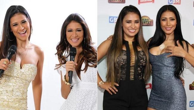 O antes e o depois da fama das cantoras sertanejas brasileiras