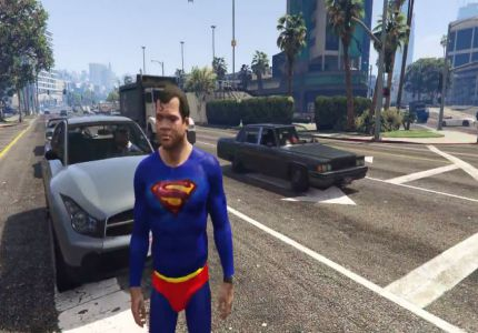 Download GTA Superman Highly Compressed Game For PC