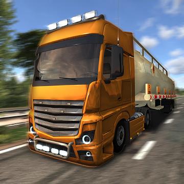Euro Truck Driver v2.1.0 Hileli Mod