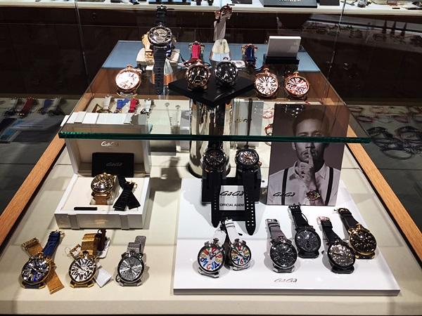 GaGaMILANO ガガミラノ 福岡 九州 正規取扱店 時計