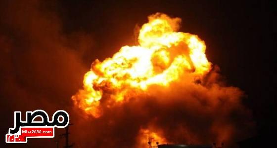 انفجار في العريش