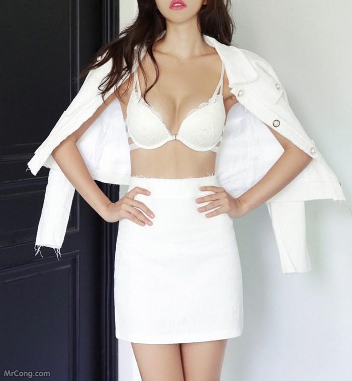 Image Jin-Hee-MrCong.com-006 in post Người đẹp Jin Hee tạo dáng đầy quyến rũ trong bộ sưu tập thời trang nội y (642 ảnh)