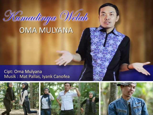 Video Klip Lagu Kuma Dinya Welah yang Bikin Ngakak Netizen
