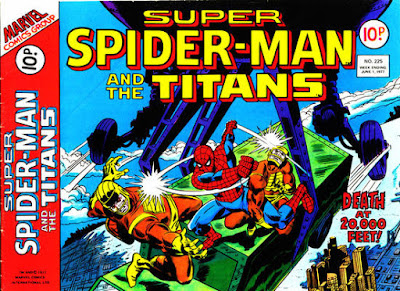 Super Spider-Man and the Titans #225