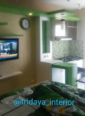 paket-murah-interior-apartemen-type-studio-bassura-city