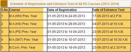 Delhi University Distance Education Admission