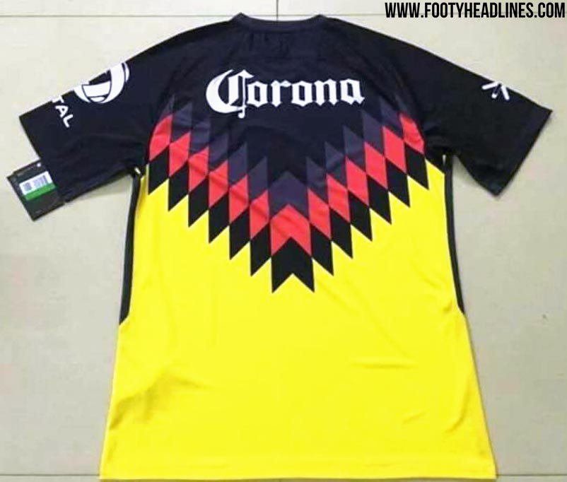 Set To Be Worn During The 2017 Apertura And 2018 Clausura