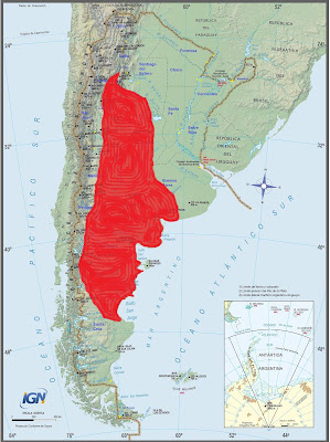 mamiferos de Argentina endemica