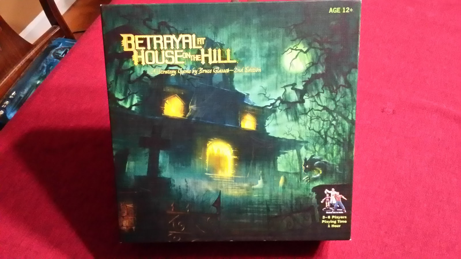 Game Betrayal At House On The Hill Room Tiles