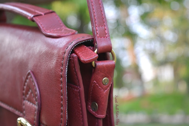 Hidesign Brass Fitting Craftman Handmade Bags