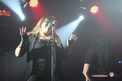 Oblivion's Garden,  Metal Woman Fest II, Murcia