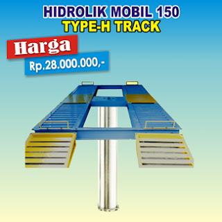 Hidrolik-Track 150