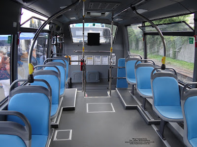Rošero First FCLLI Electric, Dopravní podnik Ostrava, Czech Raildays