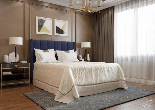5 màu sắc làm cho phòng ngủ thêm phần lãng mạn 2