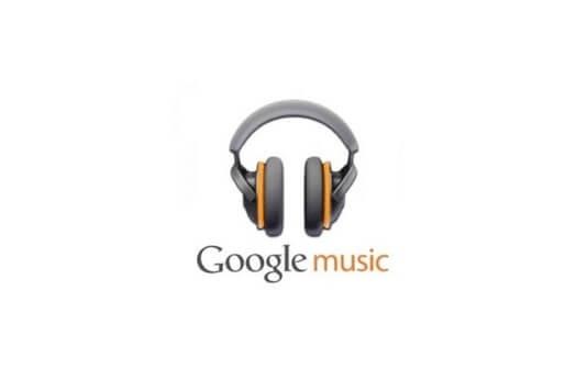Logo Google Music