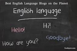 Best Top 50 English Language Blogs
