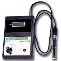 Jual Salinity Meter Takemura TM-30D Call -0812-8222-998