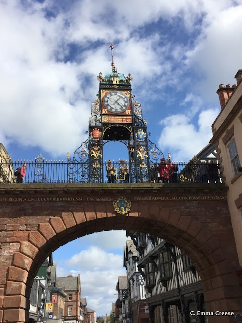 What to do in Chester Adventures of a London Kiwi
