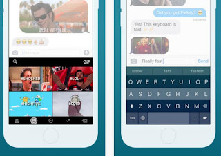 inviare gif da iphone e android