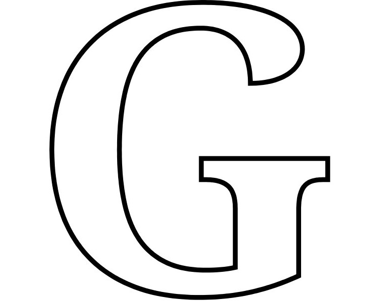 18 best letter g coloring pages gekimoe 46807 for Free printable letter g coloring pages