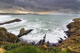 Whitesands Bay Pembrokeshire Coastal Path Wales