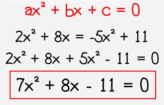 المعادلات و المتراجحات الثالثة إعدادي