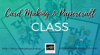 Join Barry & Jay at their Cardmaking and Papercraft Class with Mitosu Crafts' Basingstoke Craft Group