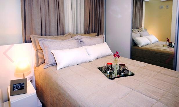 decoracao de interiores quarto de casal pequeno : decoracao de interiores quarto de casal pequeno:Quartos pequenos