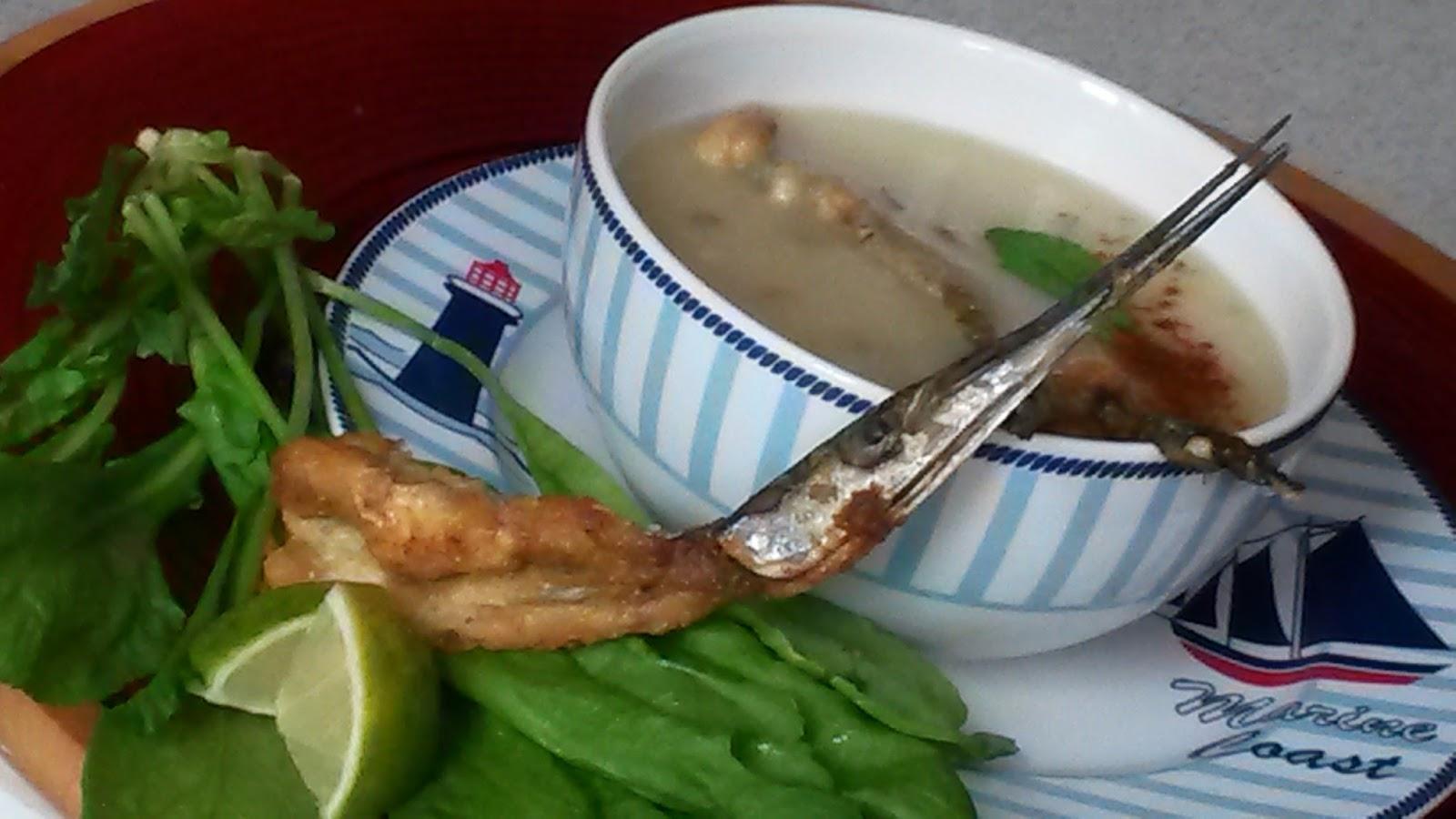 Tırşik-Yılanotu Çorbası
