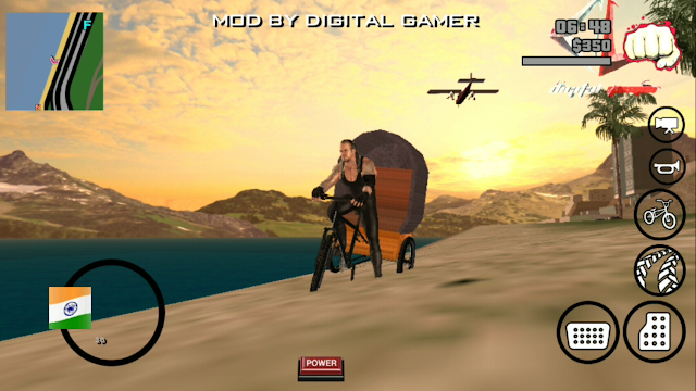 Gta India 3 Lite Version For Android by Digital Gamer {All GPU Supported}