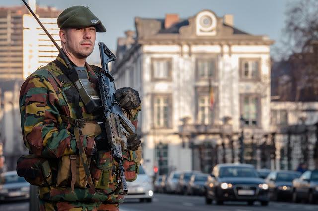 Κατάρρευση της Ευρωπαϊκής ασφάλειας