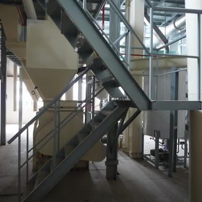 Flour Mill Steel Building