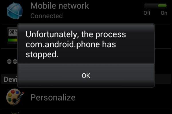 """6 Cara Mengatasi """"Sayangnya proses com.android.phone telah berhenti"""" Android"""