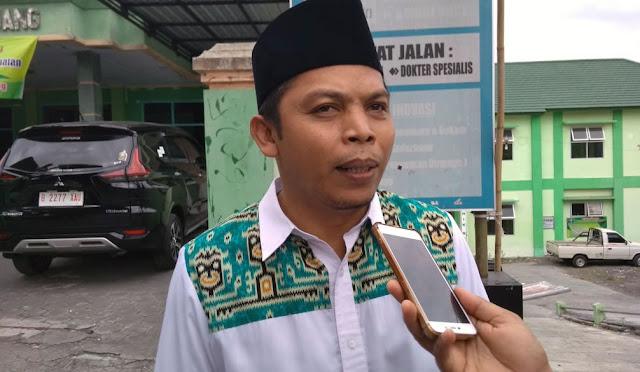 Ketua DPC PKB Lumajang, Anang Ahmad Syaifuddin