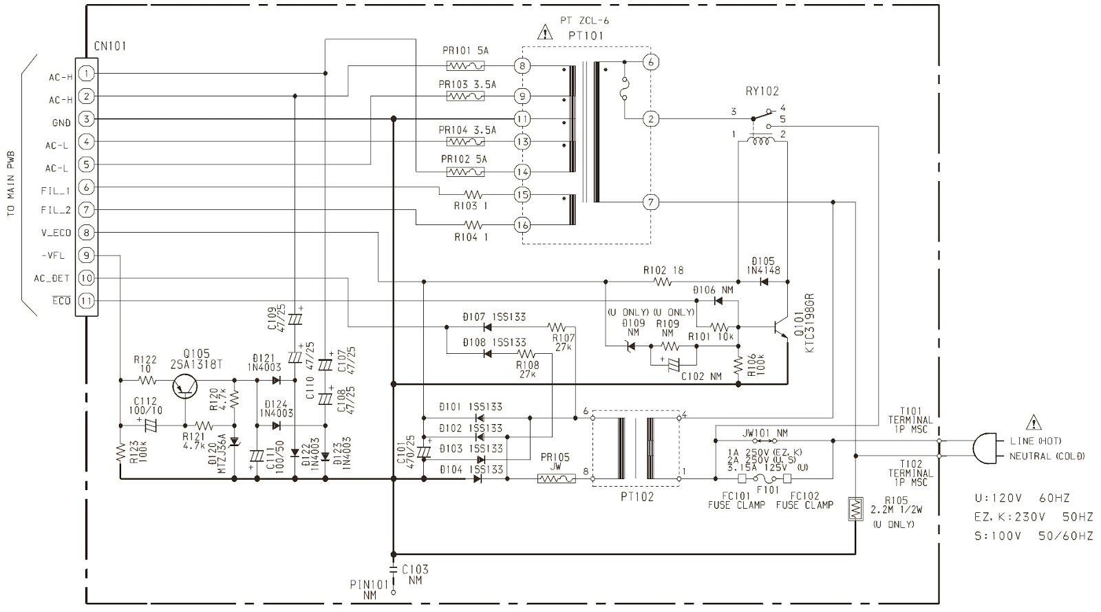 aiwa xr m55 compact disc stereo system schematic diagram ... m55 wiring diagram